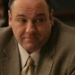 Tony Soprano - The Blue Comet