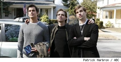 Matthew Bomer, Aaron Stanford, Logan Marshall-Green