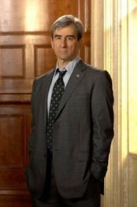 It could be D.A. Jack McCoy in Law & Order next season.