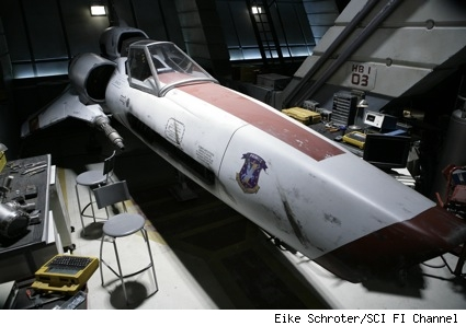 battlestar galactica viper II