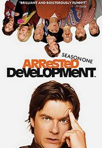 Arrested Development dvd