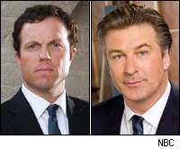 Adam Baldwin and Alec Baldwin