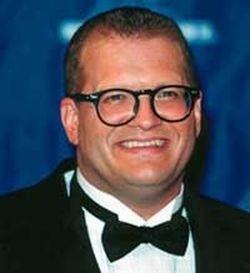 Drew Carey is no Bob Barker, but he comes close