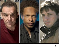 Mandy Patinkin, Gary Jourdan, Skeet Ulrich