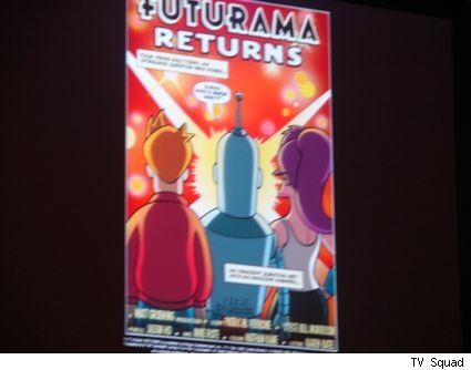 Futurama Returns