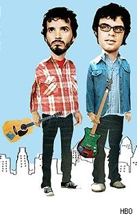 Bret and Jemaine