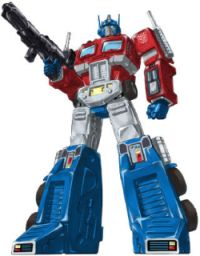 The First Generation of Optimus Prime
