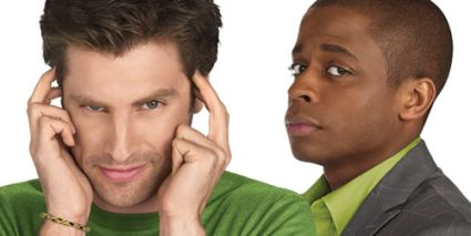 James Roday, Dule Hill