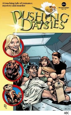 Pushing Daisies Comic