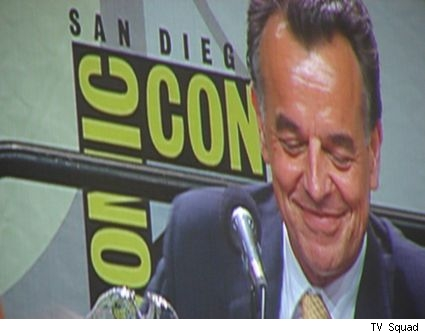 Ray Wise in Reaper Comic-Con