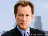 James Woods, CBS' Shark
