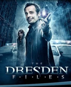 The Dresden Files - Paul Blackthorne, Valerie Cruz