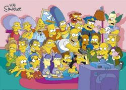 Which one of these is your favorite Simpsons character?