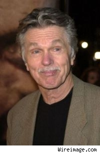 Tom Skerritt portrays a Mr. Burns-like CEO in the miniseries KILLER WAVE
