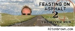 Alton Brown travels the back roads once again in a new Feasting on Asphalt series