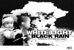 white light/black rain