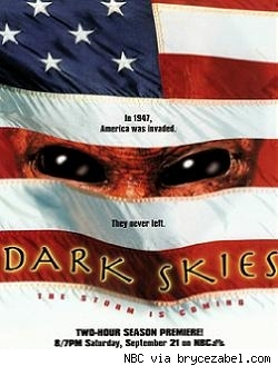 Dark Skies ad