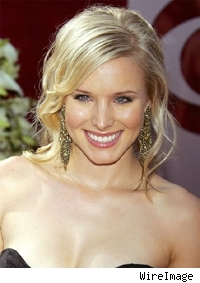 Sorry, guys. Kristen Bell is not joining Lost