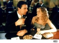 Chris Noth reprises his role of Mr. Big in the Sex and the City movie