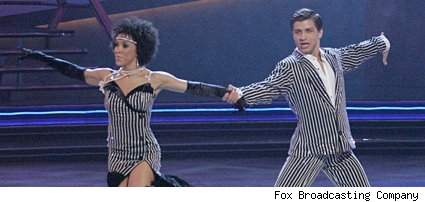Sabra Johnson and Pasha Kovalev - So You Think You Can Dance