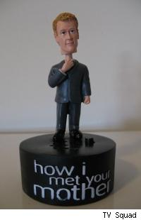 Barney Bobblehead