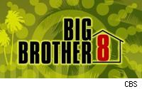 Big Brother 8 Logo