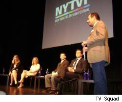 NYTVF Advertising Panel Discussion