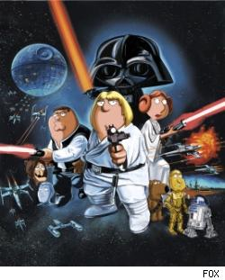 Family Guy Star Wars Special
