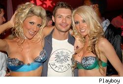 Seacrest and his two biggest fans