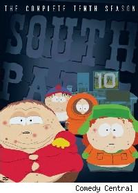 South Park The Complete Tenth Season DVD Cover
