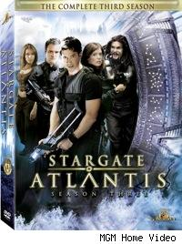 stargate atlantis season 3 dvd