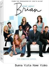 What About Brian,The Complete Series - DVD