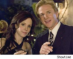 Mary-Louise Parker and Matthew Modine