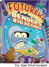 Futurama Bender's Big Score