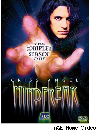 criss angel dvd cover