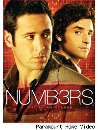 numb3rs season 3 dvd cover