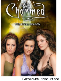 charmed season 8 dvd