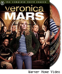 veronica mars season 3 dvd