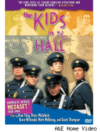 kids in the hall megaset dvd