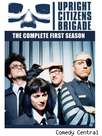 upright citizens brigade season 1 dvd