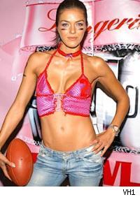 Adrianne Curry from Top Model, Surreal Life and My Fair Brady