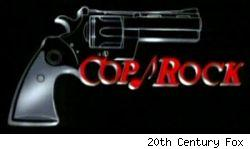 Cop Rock logo