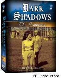 Dark Shadows The Beginning