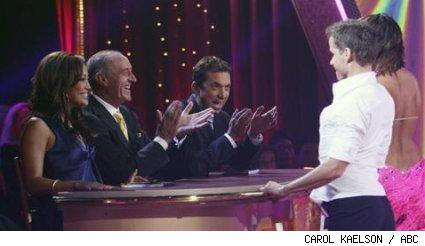 Carrie Ann, Len, and Bruno - Dancing With The Stars