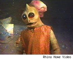 Enik the Sleestak