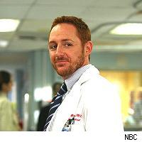Scott Grimes as Doctor Archie Morris on ER