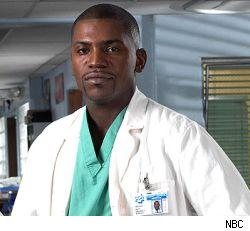 Doctor Greg Pratt of ER