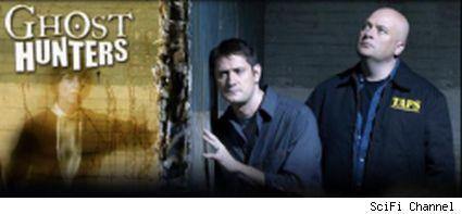 The Ghost Hunters are just one of many shows to air on Halloween