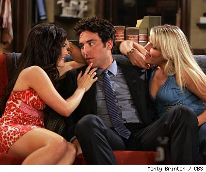 How I Met Your Mother: Third Wheel