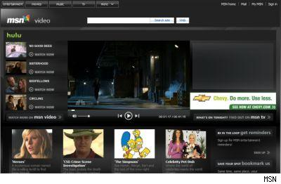 Hulu on MSN 